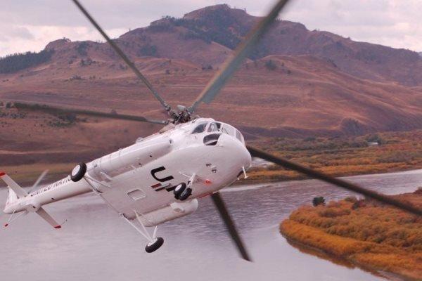سانحه برای دومین بالگرد می-8 روسیه، 2 نفر زخمی شدند